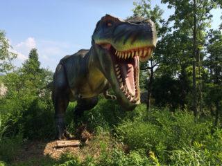1923(大正12) 年4月17日の今日は、恐竜の日