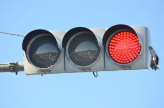 1931年8月20日、「交通信号設置の日」