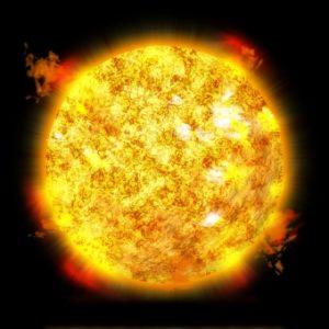 2006年9月23日、「太陽観測衛星ひので打上げ」日