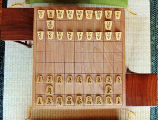 1975年11月17日、「将棋の日」