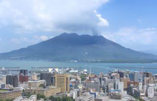 1914年1月12日、「桜島大正大噴火の日