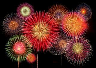 1733年5月28日は、花火の日