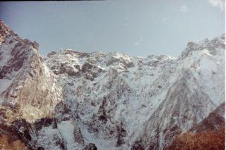 1920年7月2日、「谷川岳の日」