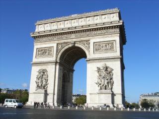 1836年7月29日、「凱旋門の日」