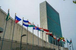 1981年9月21日、「国連・国際平和デー」制定日
