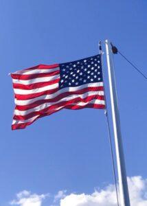 "<span class=""title"">1777年6月14日は、アメリカの星条旗を、正式に国旗として制定した日。</span>"